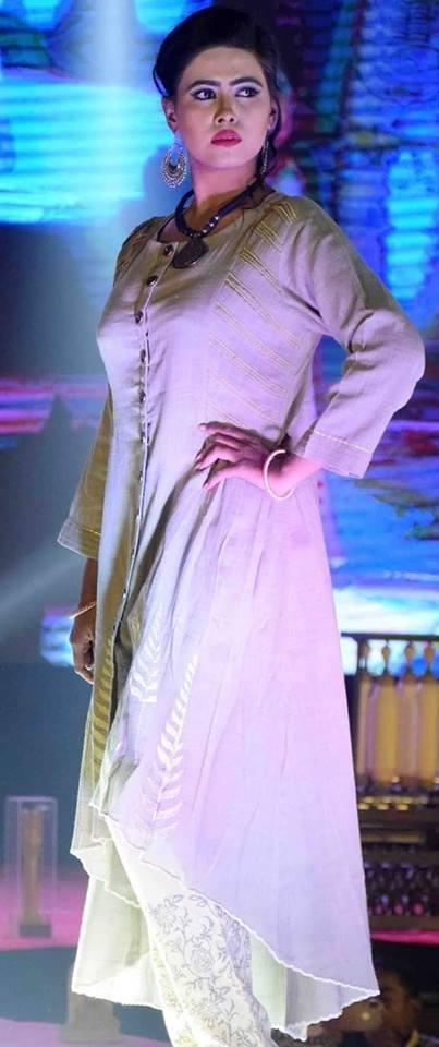Muzaffarpur Khadi Fashion Show (1)