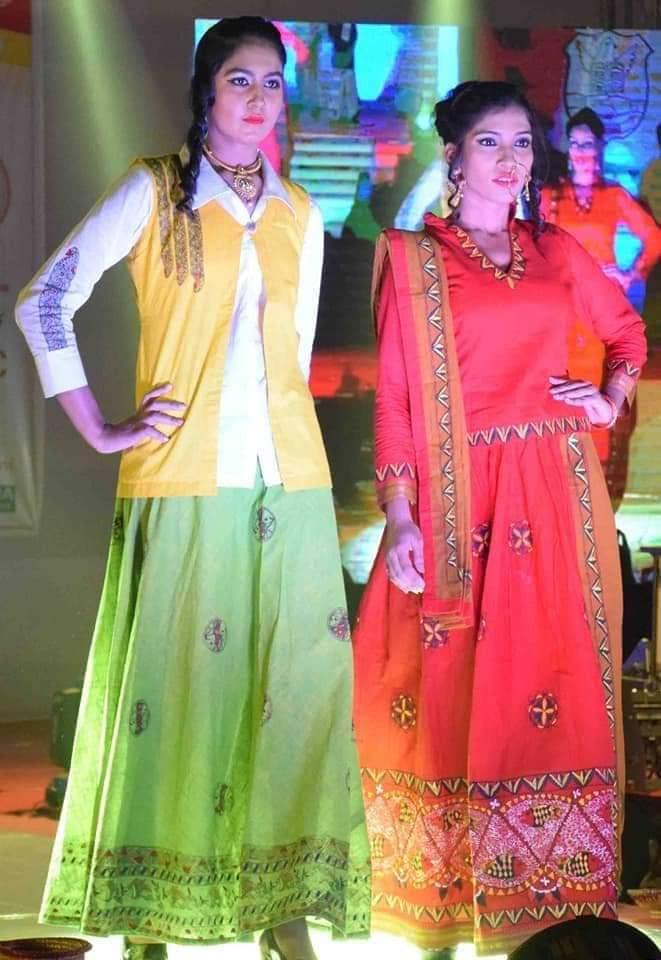 Muzaffarpur Khadi Fashion Show (19)