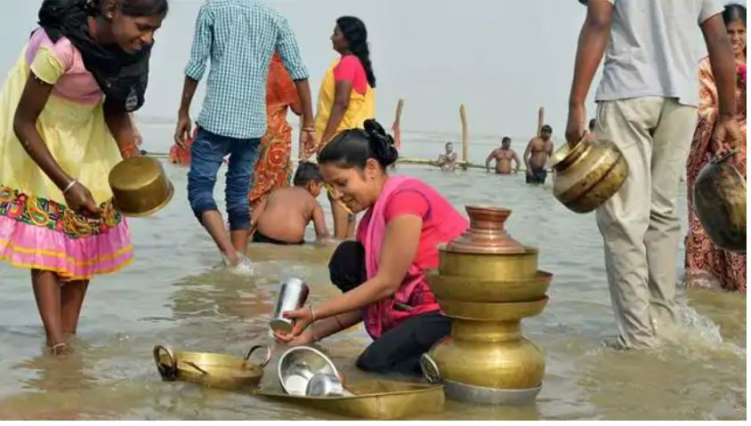4 day Chhath Mahaparva will start today with Nahai-Khay