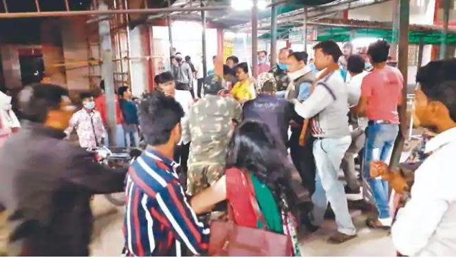 BJP leader and nephew killed in Muzaffarpur, ruckus in SKMCH