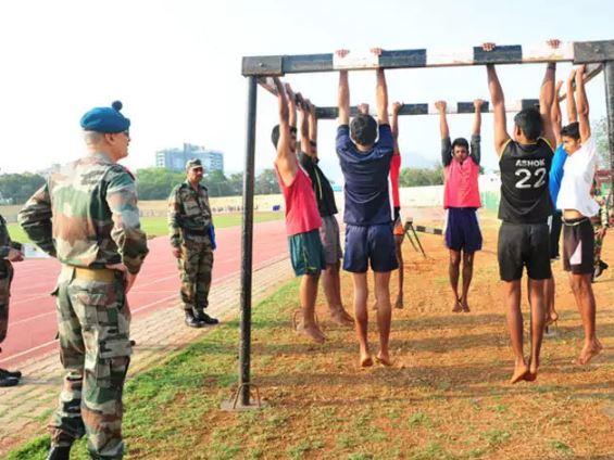 Army Admission