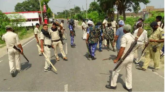 Ruckus over killing of businessman in Muzaffarpur, besieges police station, demands arrest of criminals